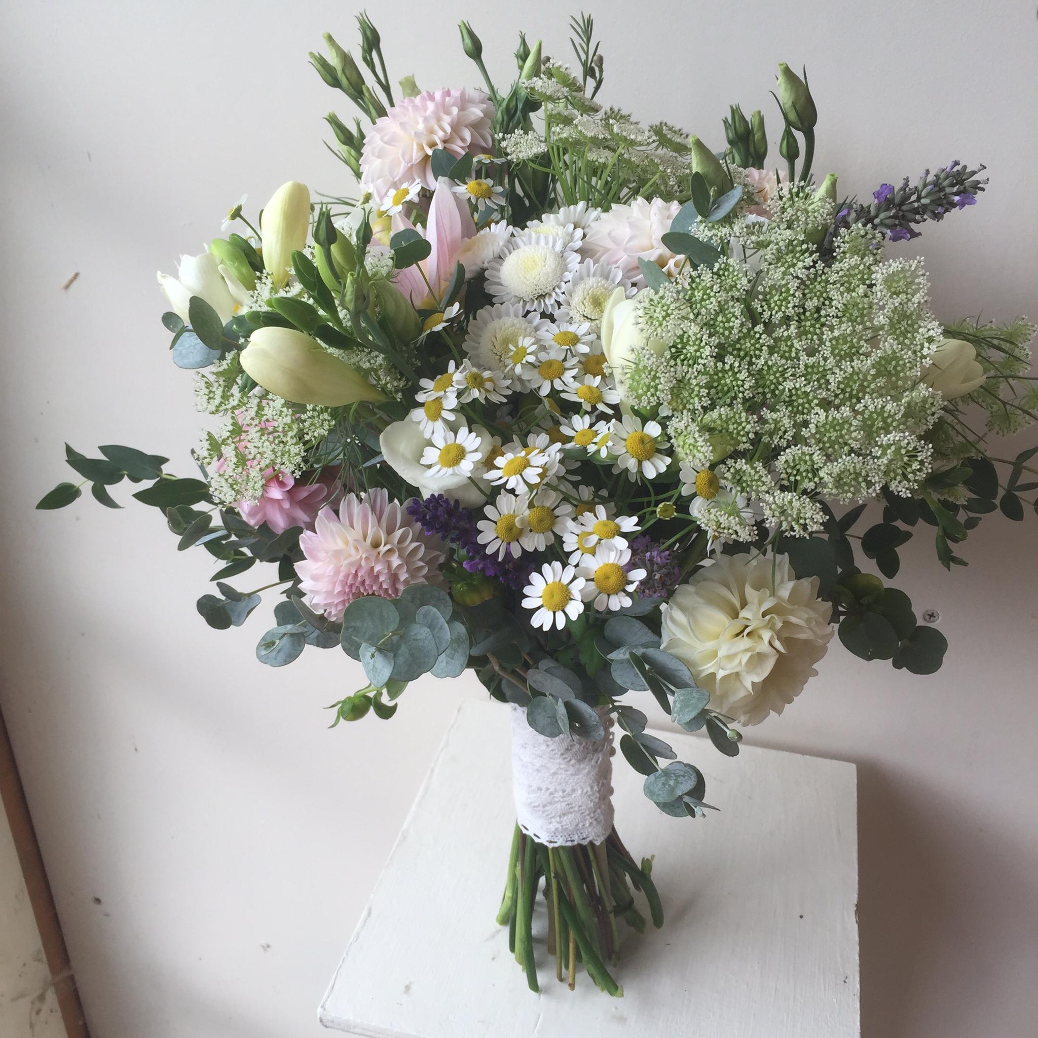 Bradford on avon, wedding flowers