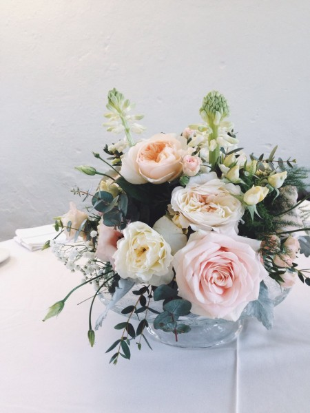 Wedding florist, Bradford on Avon