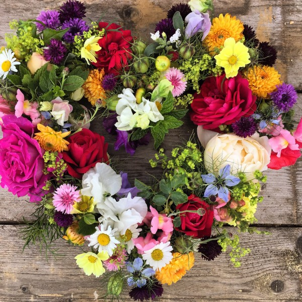 british flowers, bath