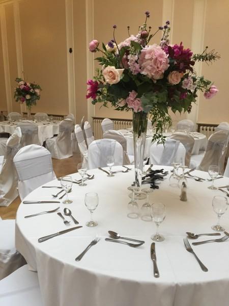 London wedding florist