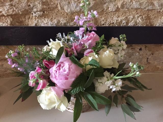 wedding flowers, wiltshire