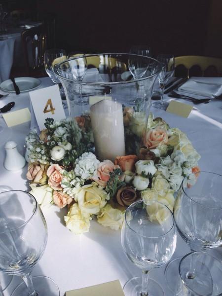 Wedding florist, south west