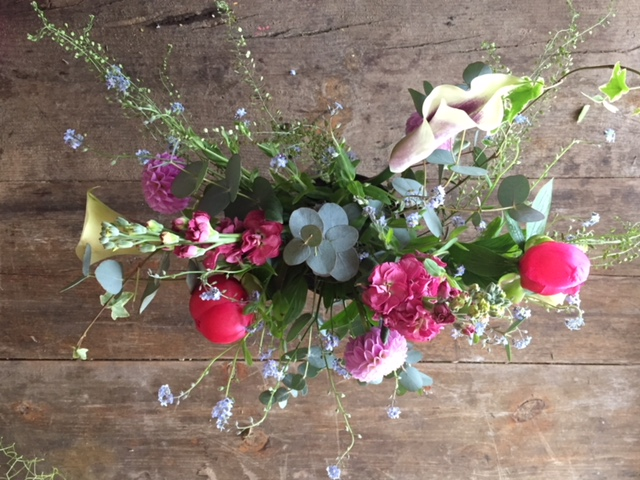 Flower workshops, wiltshire