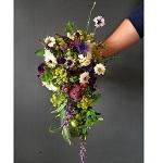 Autumn Shower Bouquet workshop 2018
