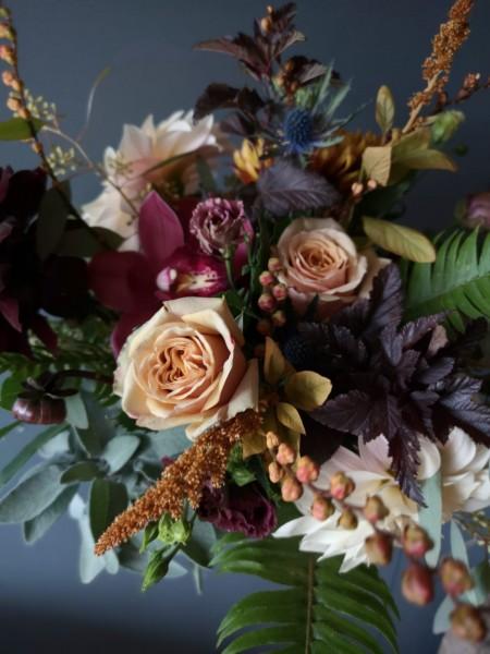 Wedding flowers, south west