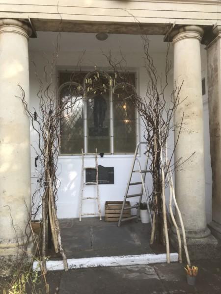 Florists workshops, bath
