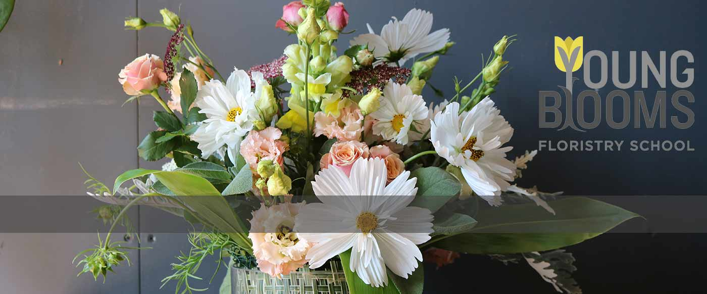 Try our online Floristry School